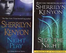 Complete Set Series -- Lot of 25 Dark Hunter Books Sherrilyn Kenyon Paranormal