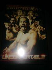 Beyond Wrestling Uncomfortable DVD Colt Cabana Chris Hero Curt Hawkins wwe nxt