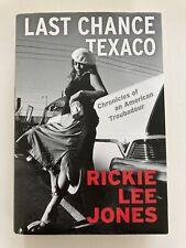 rickie lee jones autobiography Last Chance Texaco 2021 1st 1st Low $ Free Ship