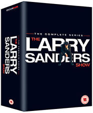 DVD:THE LARRY SANDERS SHOW - THE COMPLETE SERIES - NEW Region 2 UK