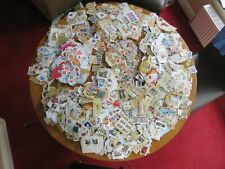 More details for 2.64 kg of superior used stamps from kiloware - tens of thousands - 11 photos