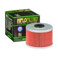 HiFlo HF112 Oil Filter for HONDA KAWASAKI POLARIS ATV QUADZILLA SUZUKI DRZ