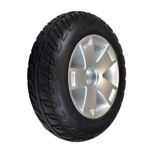 "10.75""x3.6"" Foam Filled Rear Wheel -Pride Celebrity X & Mega Motion Endeavor X"