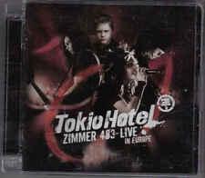 Tokio Hotel-Zimmer 483-live In Europe cd album