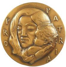 Society of Medalists 23. 1941, PRO PATRIA - HUMANITATE. By Joseph E. Renier