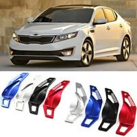 Alloy Steering Wheel DSG Paddle Extension Shifters Cover Fit For Kia K5 Optima