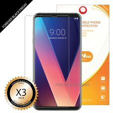 LG V30 Screen Protector 3x Anti-Glare Matte Cover Guard Shield Saver