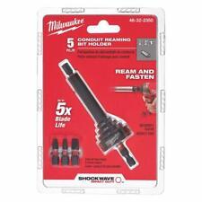 Milwaukee 48-32-2350 SHOCKWAVE Conduit Reaming Bit Holder