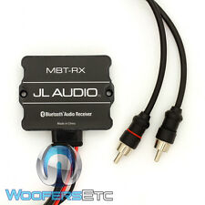 JL AUDIO MBT-RX UNIVERSAL AMPLIFIER OR STEREO CAR MARINE BLUETOOTH AUX RECEIVER