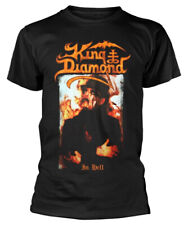 King Diamond 'In Hell' (Black) T-Shirt - NEW & OFFICIAL!