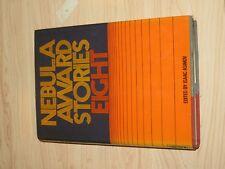 Nebula Award Stories No. 8 (1973, Hardcover) Asimov (ed.) Clarke, Pohl, Ellison