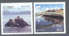 Ireland-Visit Ireland 2012 Europa-CEPT set mnh-Tourism
