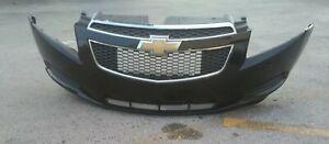 Front Bumper Cover Grille 11 12 13 14 Chevrolet Cruze No Shipping Miami Fl