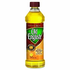 Old English Lemon Oil, 16 oz Bottle Essential for Polish Furniture, Protect Wood