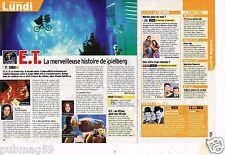 Coupure de presse Clipping 2011 (1 page 1/4) Film E.T