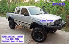 Jungle OFF-ROAD FENDER FLARES FOR FORD COURIER RANGER PJ PICKUP 1998-2005