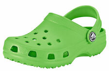 Crocs Classic Kids Clogs in Lime Size 4-5 Younger