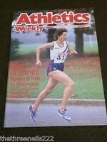 ATHLETICS WEEKLY - BIRMINGHAM 1992 OLYMPICS - OCT 11 1986