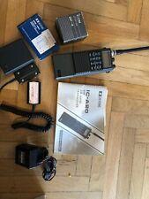 ICOM IC-A20 VHF AIR band Transceiver