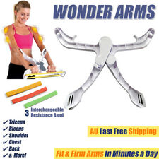 Wonder Arms Workout Fitness Upper Arm Grip Body Total Training Exercise System