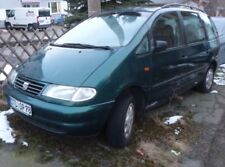 Seat Alhambra Mini-Van mit Autogasanlage und Reparaturbedarf