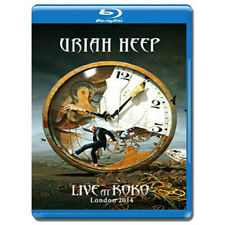 Uriah Heep - Live at Koko  (Blu-ray - London 2014)