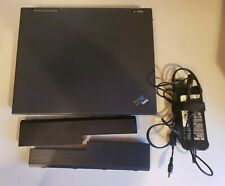 Vintage IBM Thinkpad A21m Laptop Windows XP Operating System Type 2628 DVD
