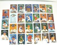 1991 Donruss Diamond Kings Complete Set (DK 1-27) Ripken, Boggs, Thomas - Sweet!