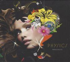 Physics-influences - 2 CD, 24 tracks, 2008/2009 seamless (meercd 004) OVP/New