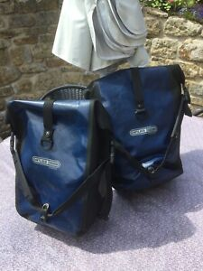 Ortlieb Front Cycle Panniers