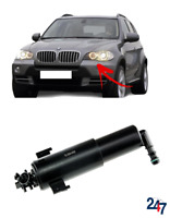 FRONT HEADLIGHT WASHER JET RIGHT O/S COMPATIBLE WITH BMW X5 E70 2007 - 2013