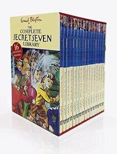 Enid Blyton Secret Seven Complete Collection [Paperback]