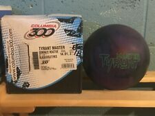 Columbia 300 Tyrant Master 14lbs New & Undrilled Overseas Release & 1st Quality!