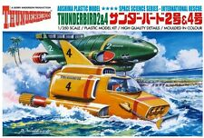 Thunderbirds  TB2 & 4 Model Kit 2-Pack