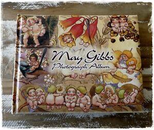 May Gibbs Gumnut Babies Photograph Album 2006 New in Box Snugglepot & Cuddlepie