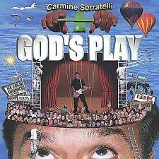 Serratelli, Carmine : Gods Play CD