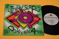 "Butthole Surfers 10 "" (No LP) Widowermaker Orig UK 1989 EX"