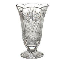 """Waterford crystal hippocampe vase 10""""/25cm"""