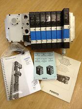 Festo Valve Terminal Type VIMP-03 - Multi Functional MIDI / MAXI Pneumatics