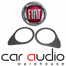 CT25FT06 Fiat Ducato Punto 2005 On Car Speaker Fitting Adapter Front Door 16.5CM