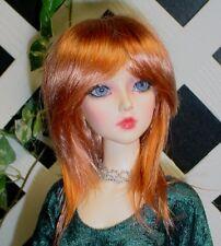 "Doll Wig, Monique Gold ""Jojo"" Size 6/7 Reddish Blonde"