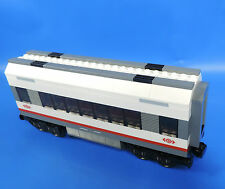 LEGO®  Eisenbahn Waggon Mittelwaggon  /  Aufgebaut wie 60051