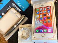 Apple iPhone 7 (32gb) Verizon Unlocked (A1660) Rose Gold: Apple-Care {iOS13}100%