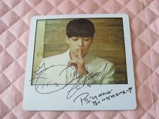 (ver. Eli) U-KISS UKISS 8th Mini Album She's Mine Big Photocard K-POP Ltd