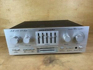 Marantz PM500 DC Console Stereo Amplifier For Parts Or Repair