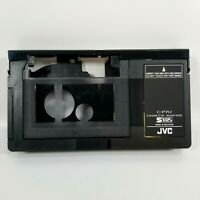 JVC C-P7U Motorized SVHS C and VHS-C to VHS Cassette Adapter Converter