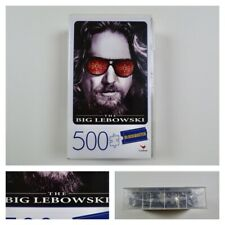 The Big Lebowski Puzzle Blockbuster Movie Case 500 Piece Jigsaw Cardinal New