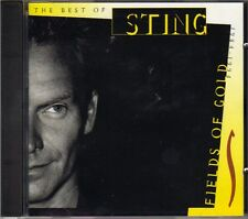 STING - Fields of Gold: The Best of Sting 1984-1994 CD  VG++ Record Club Issue