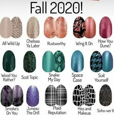 Fall ColorStreet Nail Polish Strip Sets Retired Discontinued Rare Color Street