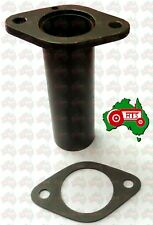 Tractor Exhaust Elbow with complete Gasket Case International 2300 2444 276 3434